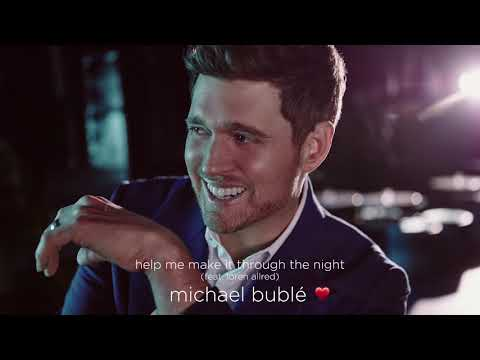 Michael Bublé - Help Me Make It Through The Night (feat. Loren Allred) [Official Audio]