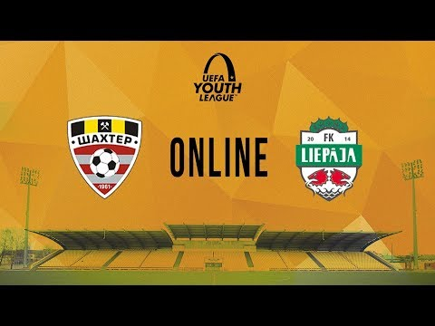 UEFA Youth League. FC Shakhtyor Soligorsk - FK Liepaja