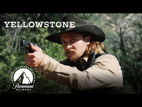 Cattle Thief Shootout | Yellowstone | Paramount Network