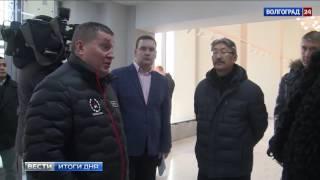 видео Волгоградский областной краеведческий музей