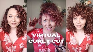 Is a Virtual Curly Hair Cut for you?
