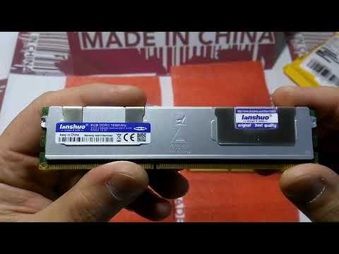 Серверная оперативная память 8GB/DDR3/1600 МГц с AliExpress