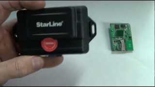 видео Охранно-поисковая система StarLine Space