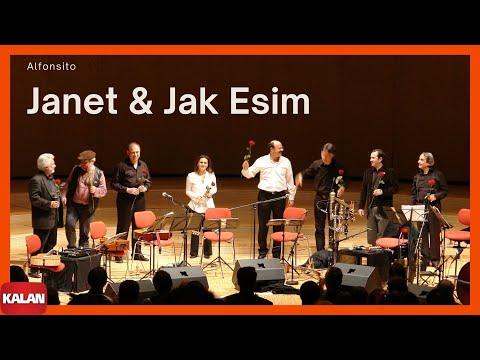 Janet & Jak Esim - Alfonsito [ Adio © 2006 Kalan Müzik ]