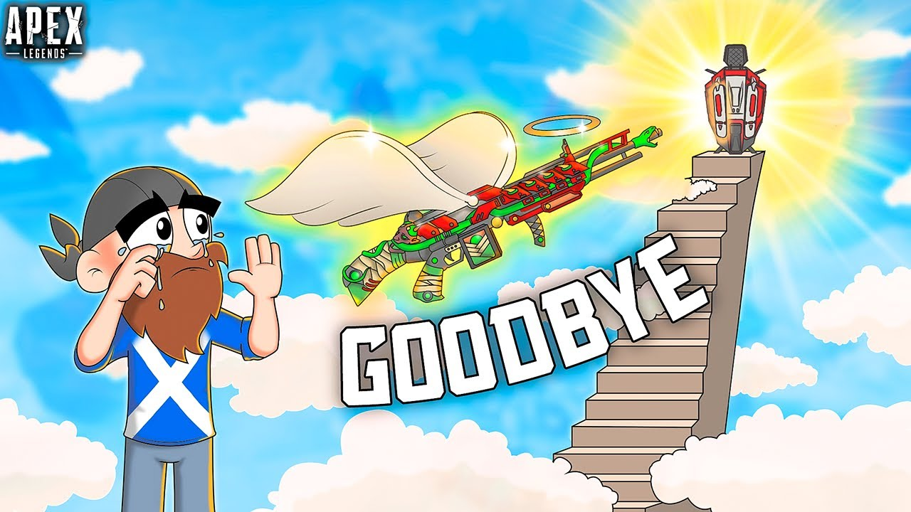 SAY GOODBYE TO THE SPITFIRE - Apex Legends