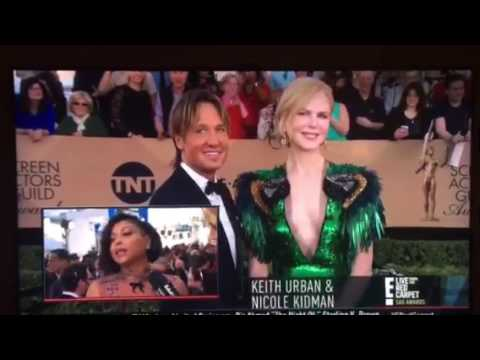 Nicole Kidman & Keith Urban 2017 SAG Awards