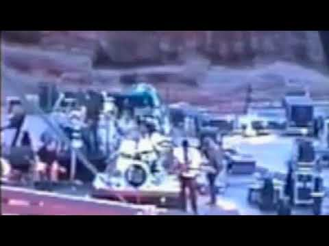 Hugh Harris : Live 3/4 - Red Rocks 1990 - Rhythm Of Life