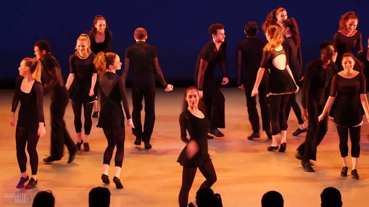 2019 Charlotte Ballet Summer Intensive - Final Performance HIGHLIGHTS