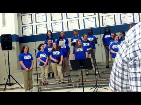 Cover of We Are the World--Helfrich Park STEM Academy Choir Concert
