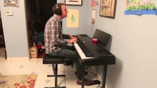 "Tori Amos ""Promise"" Solo Piano"
