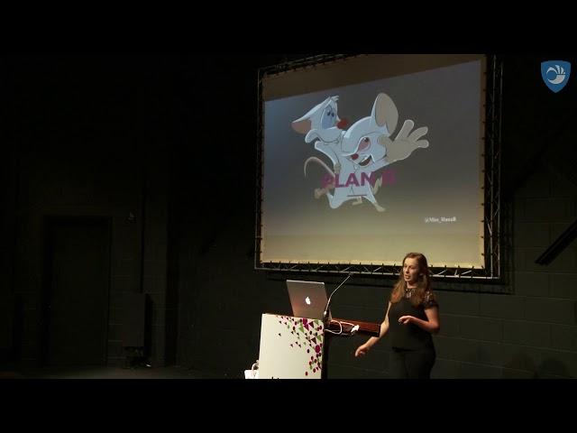 Hana Bednarova, Digital PR Manager, Tecmark – SAScon 2017