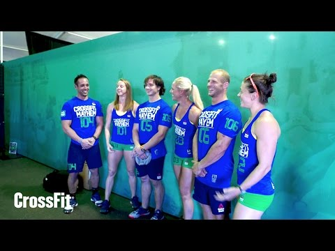 Behind the Scenes: CrossFit Mayhem Freedom, Part 1 - Preview