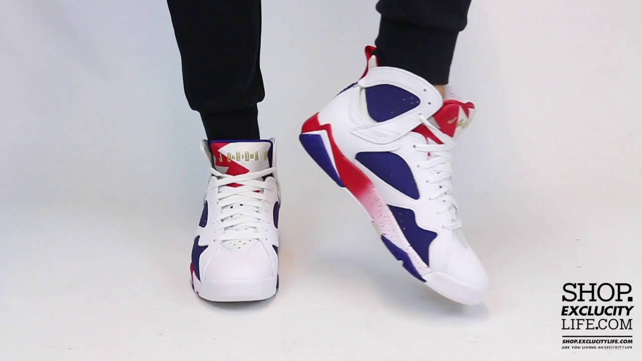 40cb9e2c72b8ef Air Jordan 7 Retro