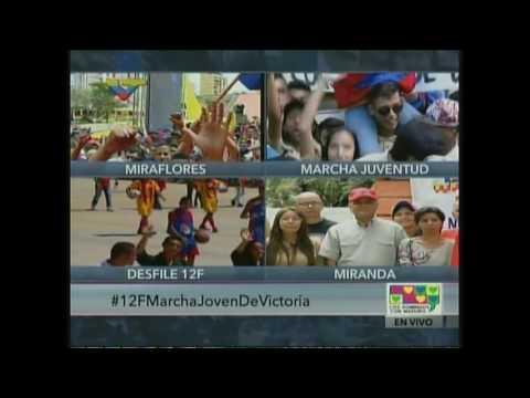 Maduro: Fuera CNN de Venezuela