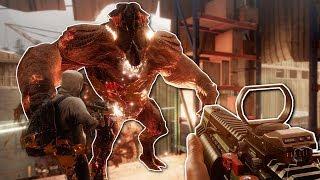LEFT 4 DEAD BUT ALIENS?! - Earthfall Gameplay - Left 4 Dead 2 style Survival Game!