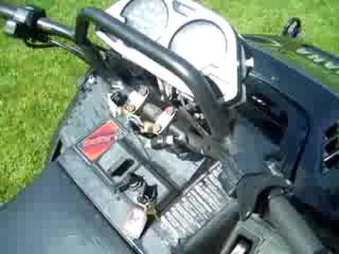 1987 Yamaha Exciter 570 Mod