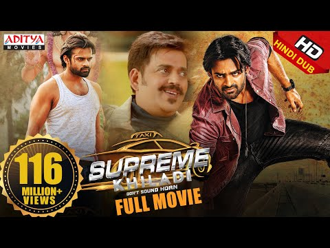Supreme Khiladi Hindi Dubbed Full Movie...