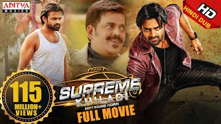 Download Video Supreme Khiladi Hindi Dubbed Full Movie 2017 (Supreme) | Sai Dharam Tej, Ravi Kishan, Raashi Khanna MP3 3GP MP4