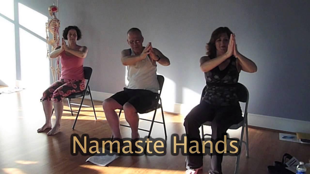 youtube chair yoga quality office chairs teachers six ideas for your next class by teacher john mellman