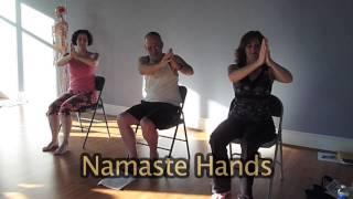 Chair Yoga Teachers! Six Ideas for your Next Class by Chair Yoga Teacher, John Mellman