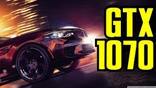Need for Speed Payback GTX 1070 OC | 1080p & 1440p | FRAME-RATE TEST