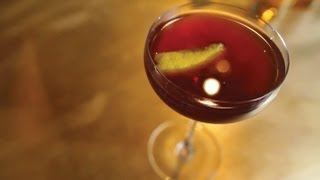 How To Make A Manhattan Cocktail - Liquor.com