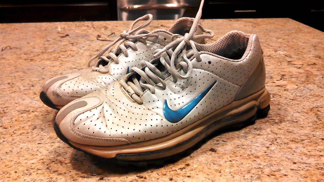 Nike Air Max 2003 Bubble Pop! Longest Hiss on Youtube - Nike Bring Em Back