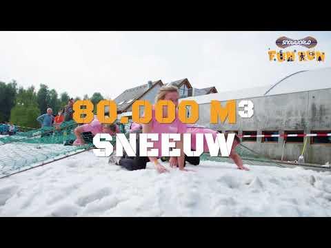 Snowworld Fun Run 2 - 8 juli 2018