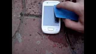 How to Remove scratches from TouchScreen Phones!!