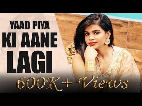 yaad-piya-ki-aane-lagi- -falguni-pathak- -neha-kakkar- -janki-maheshwar- -female-cover-version