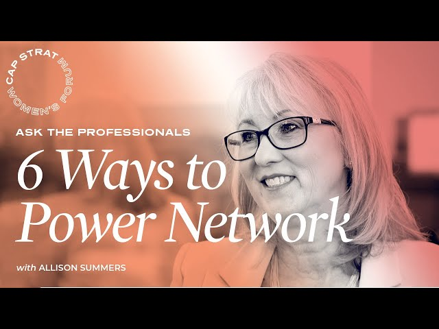 6 Ways To Power Network