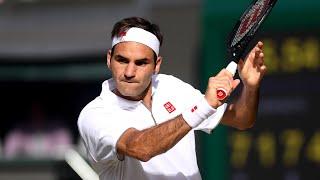 Roger Federer - Top 10 His Grand Slam Point 【ロジャーフェデラー】#federer