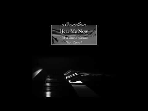 Hear Me Now - Alok & Bruno Martini feat Zeeba Piano Cover