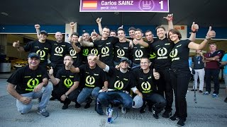 Circuito de Jerez 2014 - Formula Renault 3.5 Series - Race 1
