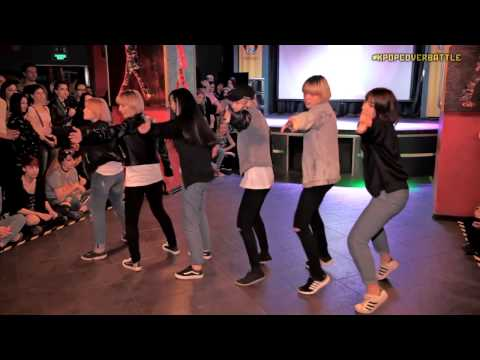 DANGEROUS - BTS – Boy in Luv & Danger [KPOP COVERBATTLE KRASNODAR]