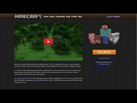 how to create a minecraft account