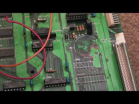 SNK Neo Geo MVS (Arcade PCB) 6 Slot Repair (MV6) - Part 1