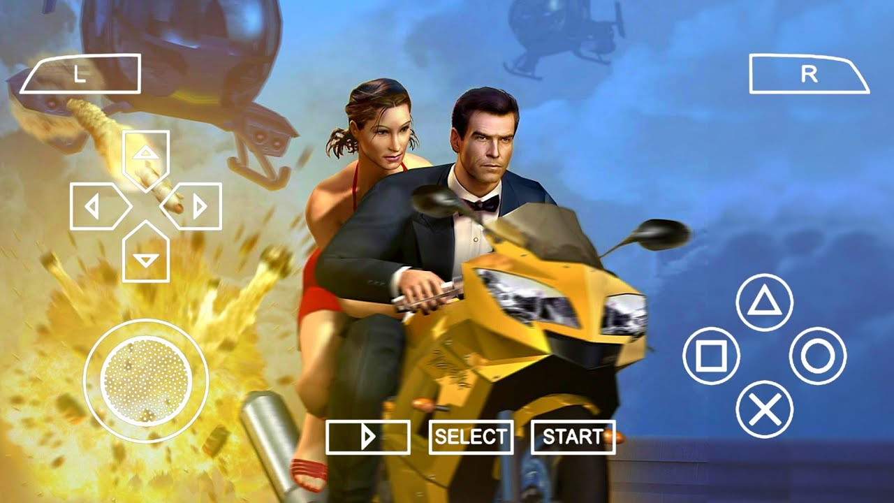 Top 5 Psp Games For Android Under 50 Mb Highly Compressed