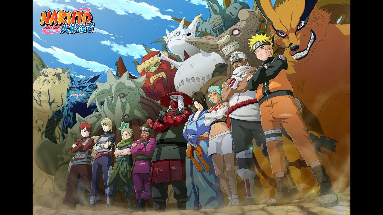 Naruto Online Game Deutsch