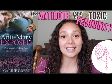 The Antidote for Toxic Femininity   Chp 10   The Anti-Mary Exposed Book Collab