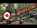 Rocky Mountain Pipeline 2019 Demo    Rossland BC