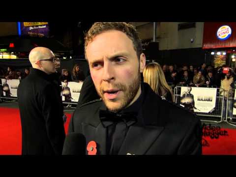 Kajaki Premiere: Interview with Actor David Elliot