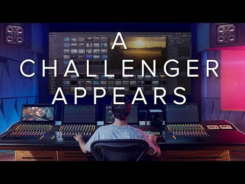 DaVinci Resolve 14 - LTT's New Editing Software?