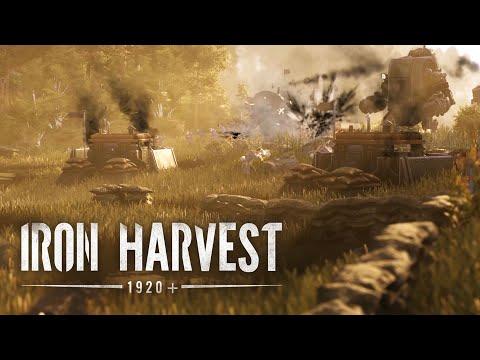 Betatesta Iron Harvest 1920+ nästa vecka RTS i alternativt 1920-tal