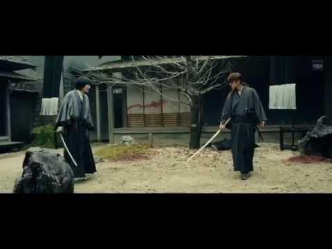 Himura kenshin vs Sojiro Seta - Rurouni kenshin: Kyoto Inferno (2014)