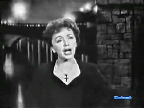 ♫ Edith Piaf ♪ Milord ♫ Video & Audio Restored