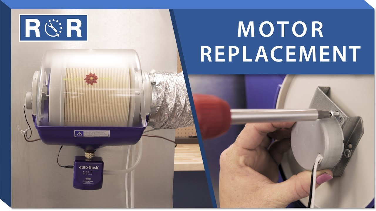 Humidifier Motor Repair And Replace Desert Spring Ds Pp