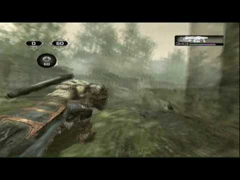 Gears Of War 2 (GoW2)Glitches Levitation + Instant Dummy And Long Jump Tutorial