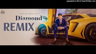 Diamond || Remix - DHOL ||  Gurnam Bhullar || JOKE BOX Music
