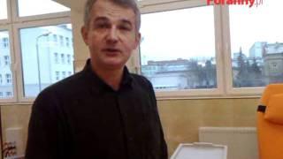 Nowa stacja dializ przy ul. Fabrycznej